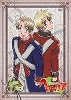 Hetalia Axis Powers - Fan Disc (DVD) (Japan Version)
