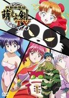 KIDO SHINSENGUMI MOEYO KEN TV VOL.5 (Japan Version)