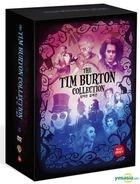 The Tim Burton Collection (DVD) (12-Disc) (Korea Version)
