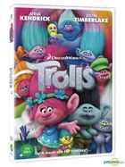 Trolls (DVD) (Korea Version)