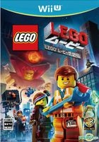 LEGO Movie The Game (Wii U) (Japan Version)
