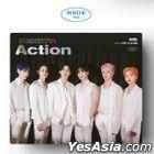 WEi Mini Album Vol. 3 - IDENTITY : Action (Roller Version)