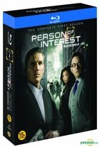 Person of Interest (Blu-ray) (The Complete First Season) (Korea Version)