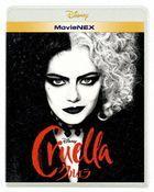 Cruella (MovieNEX + Blu-ray + DVD) (Japan Version)