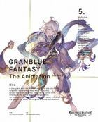 GRANBLUE FANTASY The Animation Season 2 Vol.5 (Blu-ray)(Japan Version)