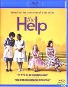 The Help (2011) (Blu-ray) (Hong Kong Version)
