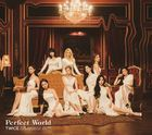 Perfect World [Type A] (ALBUM+DVD) (First Press Limited Edition) (Japan Version)