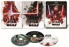 Star Wars: The Last Jedi (MovieNEX + Blu-ray + DVD) (First Press Limited Edition) (Japan Version)