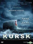 Kursk (2018) (DVD) (Hong Kong Version)