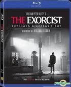The Exorcist (1973) (Blu-ray) (Extended Director's Cut) (Hong Kong Version)