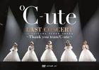 C-ute Last Concert In Saitama Super Arena - Thank You Team C-ute - (Normal Edition)(Japan Version)