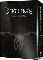 Death Note Complete Collection (DVD) (Taiwan Version)