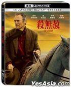 Unforgiven (1992) (4K Ultra HD + Blu-ray ) (Steelbook) (Taiwan Version)