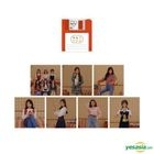 Apink 8th Anniversary Pop-up Store Official Goods - Floppydisk Poster Set