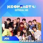 JO1 - KCON:TACT 4 U Official MD (Film Keyring)