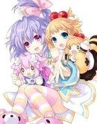 Hyperdimension Neptunia Vol.5 (DVD)(Japan Version)