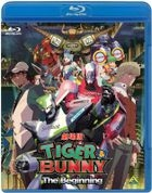 TIGER & BUNNY The Movie - The Beginning - (Blu-ray) (English Subtitled) (Normal Edition)(Japan Version)