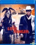 The Lone Ranger (2013) (Blu-ray) (Hong Kong Version)