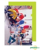 1THE9 1st Fanmeeting 'Hello, Wonderland' Official Goods - File Holder + Postcard Set (Version B)