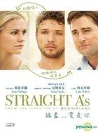 Straight A's (2013) (DVD) (Hong Kong Version)