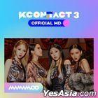 Mamamoo KCON:TACT 3 Official MD - Voice Keyring