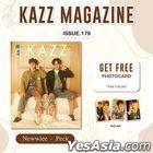 KAZZ Vol. 179 - Newwiee-Peck (Special Package)
