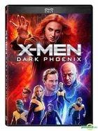 X-Men: Dark Phoenix (2019) (DVD) (US Version)
