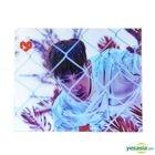 Jun. K 2017 Solo Concert Goods - Glass Photo Frame