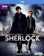 Sherlock (Blu-ray) (Season Two) (US Version)