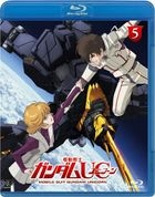 Mobile Suit Gundam Unicorn (Blu-ray) (Vol. 5) (Multi-Language Subtitles) (Japan Version)