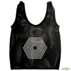 EXO from EXO Planet #1 : The Lost Planet in Seoul Goods - Mesh Bag (EXO-K_Black)