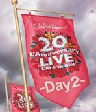 20th L'Anniversary LIVE –Day2- [BLU-RAY](Japan Version)