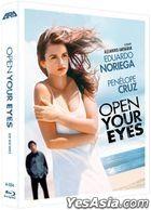 Open Your Eyes (Blu-ray) (Full Slip Edition) (Korea Version)