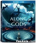 Along With the Gods: The Two Worlds (2017) (Blu-ray + DVD) (US Version)