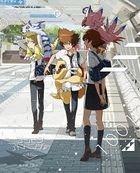 Digimon Adventure tri. 4 'Soushitsu'  (DVD) (Japan Version)