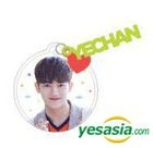 1THE9 1st Fanmeeting 'Hello, Wonderland' Official Goods - Acrylic Charm Key Ring (Shin Ye Chan)