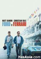 Ford v Ferrari (2019) (DVD) (US Version)