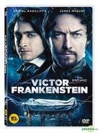 Victor Frankenstein (DVD) (Korea Version)