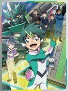 Shinkansen Henkei Robo Shinkalion Z Vol.1 (Blu-ray) (Japan Version)