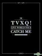 Dong Bang Shin Ki Photobook - Live World Tour : Catch Me