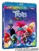 Trolls World Tour (2020) (Blu-ray) (Hong Kong Version)