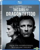The Girl with the Dragon Tattoo (2011) (Blu-ray) (2-Disc Edition) (Hong Kong Version)