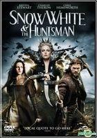 Snow White & The Huntsman (2012) (DVD) (Hong Kong Version)