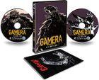Gamera 3: Revenge of Iris (4K Ultra HD + Blu-ray) (4K Digitally Restored) (HDR Version) (Japan Version)