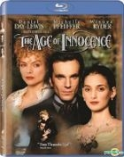 The Age of Innocence (1993) (Blu-ray) (Hong Kong Version)