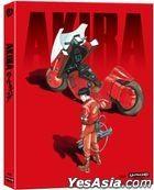 阿基拉 (4K Ultra HD + Blu-ray) (3-Disc) (Steelbook Limited Edition) (韩国版)