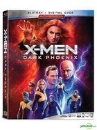 X-Men: Dark Phoenix (2019) (Blu-ray + Digital Code) (US Version)