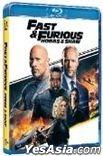 Fast & Furious: Hobbs & Shaw (2019) (Blu-ray) (Hong Kong Version)