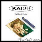 Kai - Wall Scroll Poster