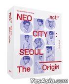 NCT 127 - NEO CITY : SEOUL The Origin (KiT Video + KiT Bag + Photobook) (Korea Version)